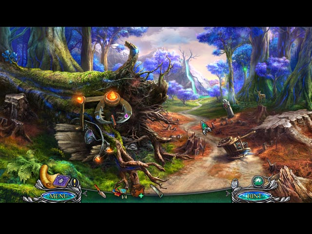 Dreampath: Guardian of the Forest Collector's Edition Game screenshot 1