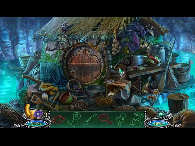 Dreampath: Guardian of the Forest Game screenshot 2