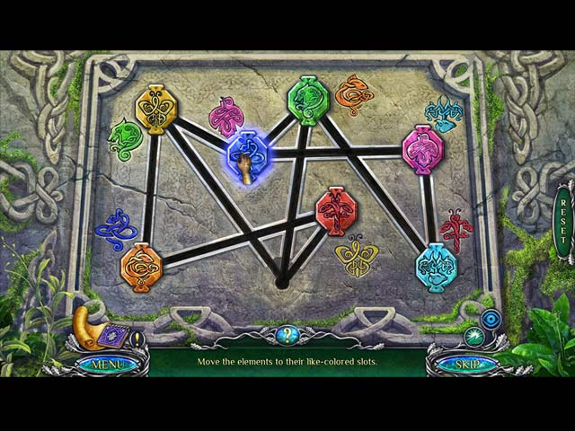 Dreampath: Guardian of the Forest Game screenshot 3