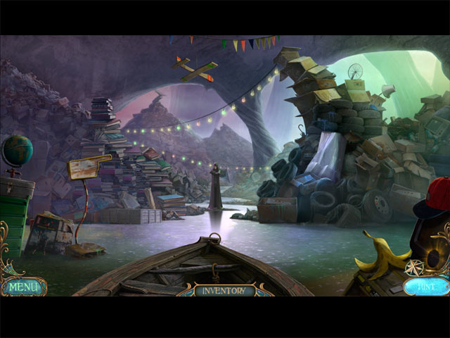 Dreamscapes: Nightmare's Heir Game screenshot 2