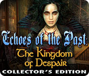 Free Echoes of the Past: The Kingdom of Despair Collector's Edition Game