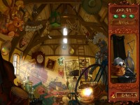 Enchanted Katya and the Mystery of the Lost Wizard Game screenshot 1