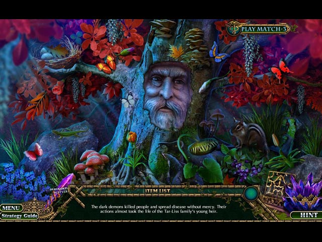 Enchanted Kingdom: Fiend of Darkness Collector's Edition Game screenshot 2