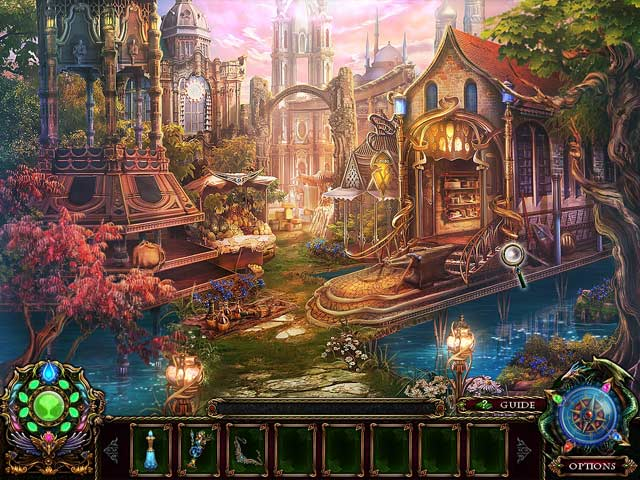 Enchantia: Wrath of the Phoenix Queen Collector's Edition Game screenshot 2