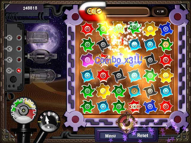 Engineering: The Mystery of the Ancient Clock Game screenshot 1