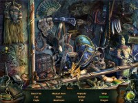 Enigma Agency: The Case of Shadows Game screenshot 1