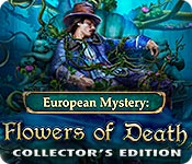 Free European Mystery: Flowers of Death Collector's Edition Game