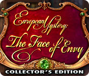 Free European Mystery: The Face of Envy Collector's Edition Game