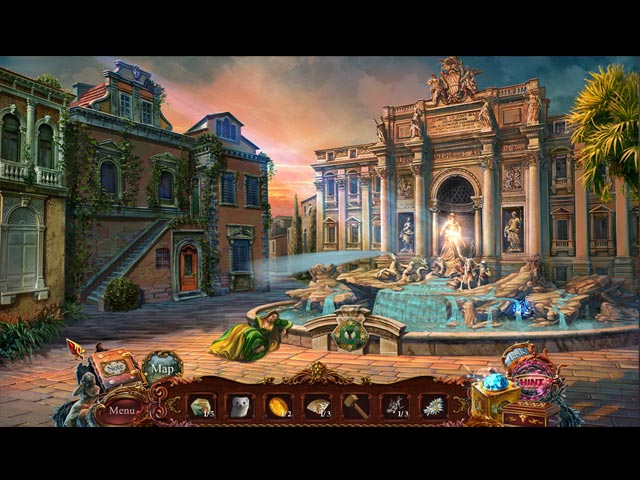 European Mystery: The Face of Envy Game screenshot 2