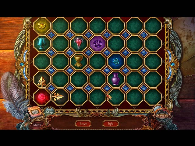 European Mystery: The Face of Envy Game screenshot 3
