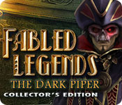 Free Fabled Legends: The Dark Piper Collector's Edition Game