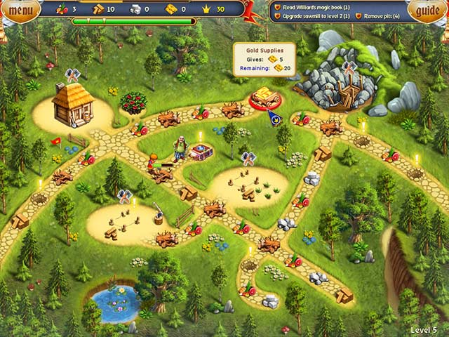 Fables of the Kingdom 2 Collector's Edition Game screenshot 1