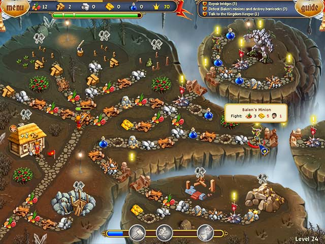 Fables of the Kingdom 2 Collector's Edition Game screenshot 2