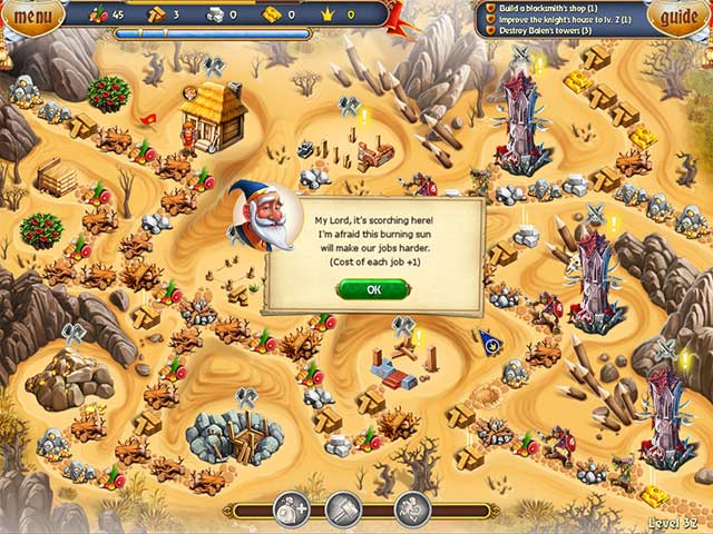 Fables of the Kingdom 2 Collector's Edition Game screenshot 3