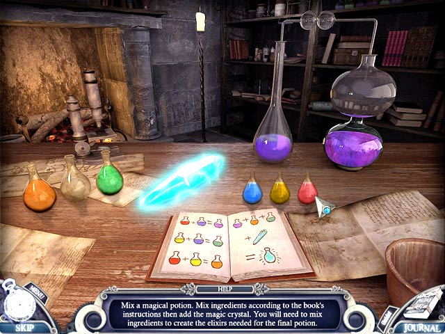 Fairy Tale Mysteries: The Puppet Thief Game screenshot 2
