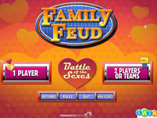 Family Feud Battle of the Sexes Game screenshot 1