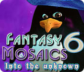 Free Fantasy Mosaics 6: Into the Unknown Game