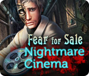Free Fear For Sale: Nightmare Cinema Game