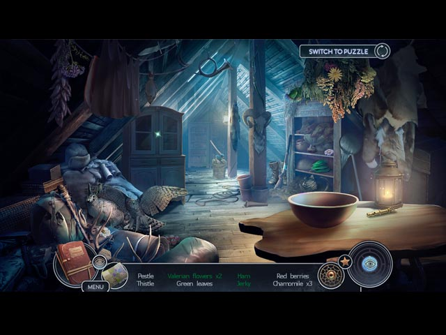 Fear For Sale: The Curse of Whitefall Game screenshot 2