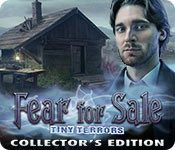 Free Fear for Sale: Tiny Terrors Collector's Edition Game