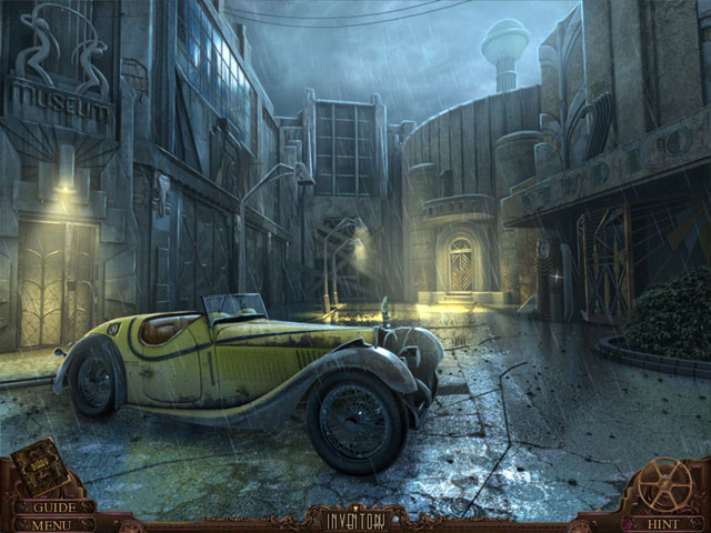 Final Cut: Death on the Silver Screen Collector's Edition Game screenshot 1