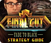 Free Final Cut: Fade to Black Strategy Guide Game