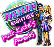 Free Fix-It-Up Eighties: Meet Kate's Parents Game