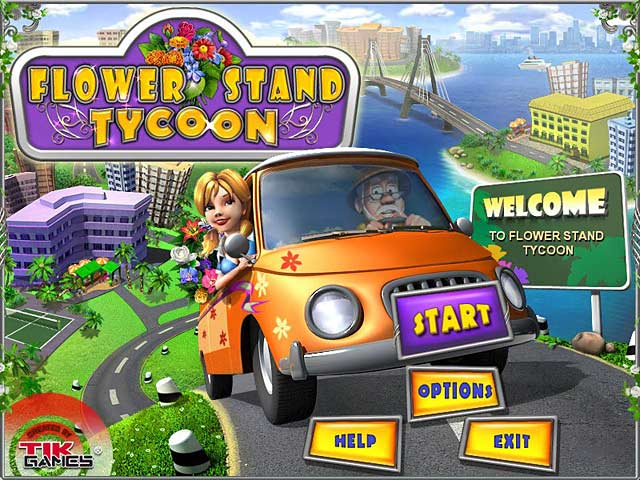 Flower Stand Tycoon Game screenshot 3