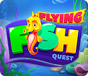 Free Flying Fish Quest Game