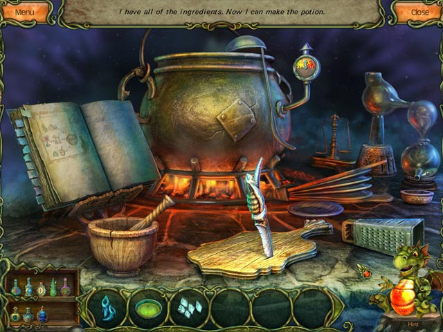 Forest Legends: The Call of Love Collector's Edition Game screenshot 2