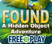 Free Found: A Hidden Object Adventure: Free to Play Game