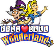 Free FreeCell Wonderland Game
