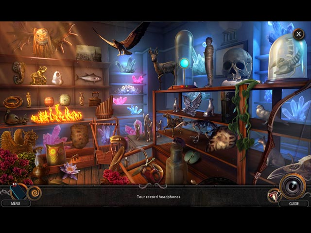 Fright Chasers: Dark Exposure Collector's Edition Game screenshot 2