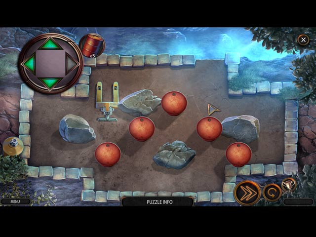 Fright Chasers: Soul Reaper Game screenshot 3