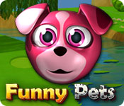 Free Funny Pets Game