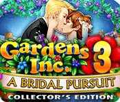 Free Gardens Inc. 3: Bridal Pursuit Collector's Edition Game