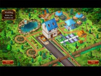 Gardens Inc. 3: Bridal Pursuit Collector's Edition Game screenshot 1