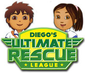 Free Go Diego Go Ultimate Rescue League Game