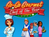 Free Go-Go Gourmet 2: Chef of the Year Game
