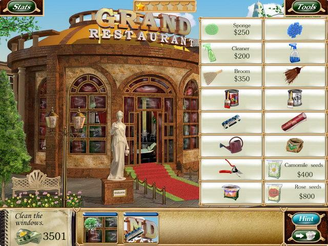 Gourmania 2: Great Expectations Game screenshot 7