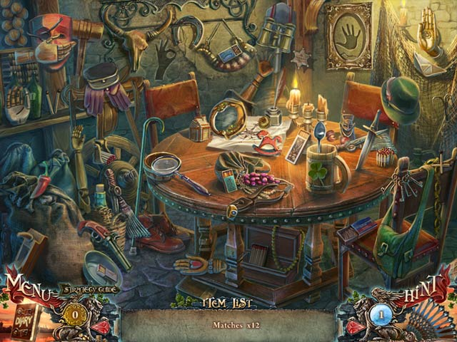 Grim Facade: Cost of Jealousy Collector's Edition Game screenshot 1
