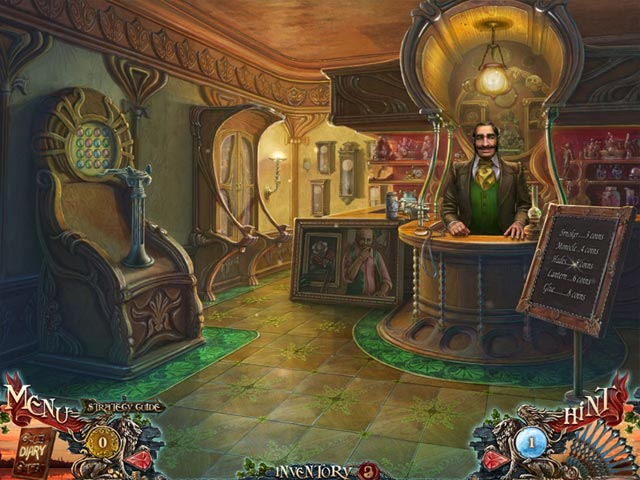 Grim Facade: Cost of Jealousy Collector's Edition Game screenshot 2