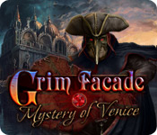 Free Grim Facade: Mystery of Venice Game