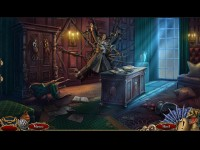 Grim Facade: The Red Cat Collector's Edition Game screenshot 1