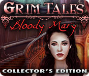 Free Grim Tales: Bloody Mary Collector's Edition Game