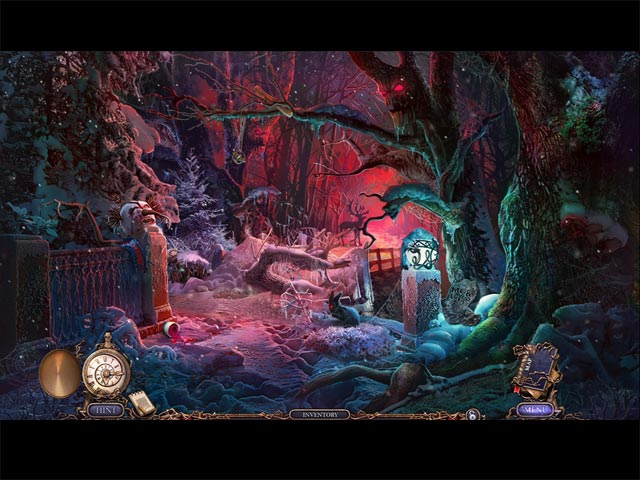 Grim Tales: Color of Fright Collector's Edition Game screenshot 2