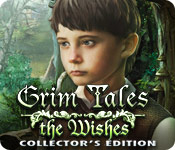 Free Grim Tales: The Wishes Collector's Edition Game