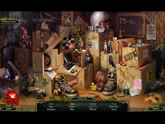 Grim Tales: The Wishes Collector's Edition Game screenshot 2
