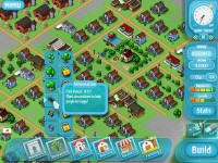Happyville: Quest for Utopia Game screenshot 1