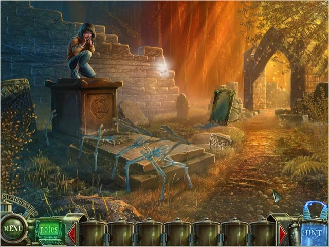 Haunted Halls: Fears from Childhood Collector's Edition Game screenshot 2